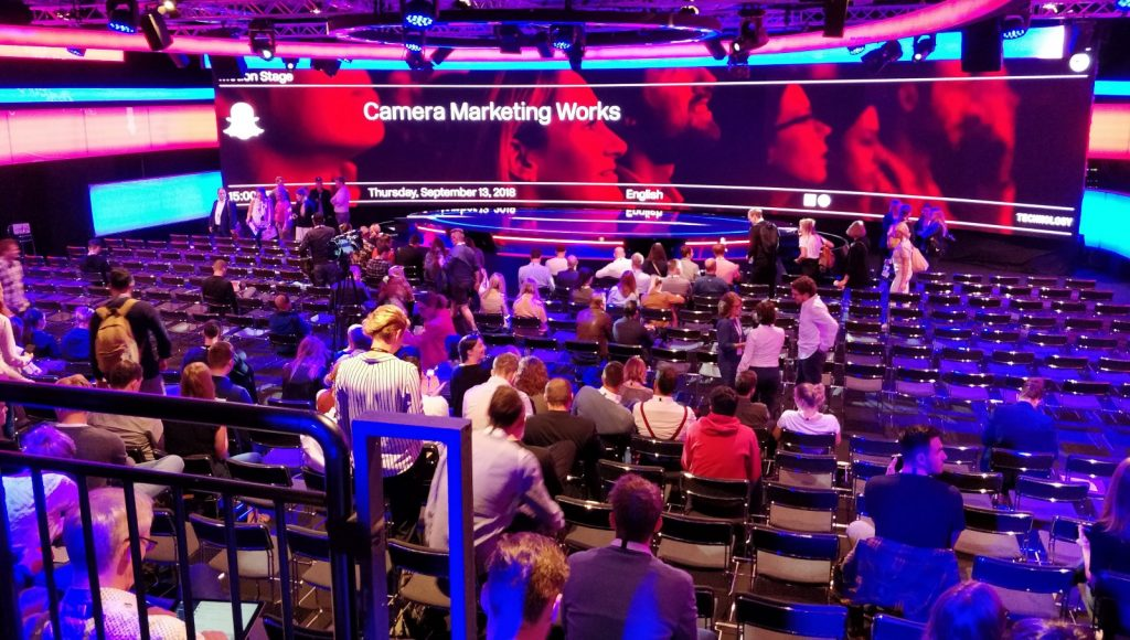 A total of 570 speakers shared their insights at DMEXCO. The stages were the highlights on their own.