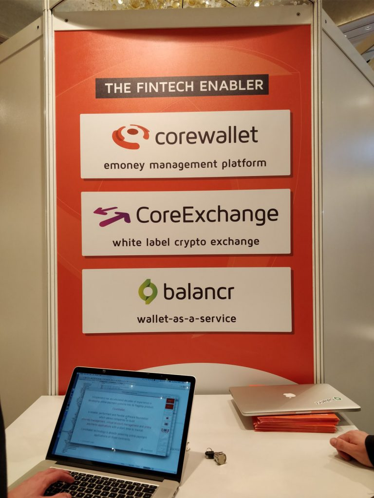 From our three products, CoreExchange caught the most interest.